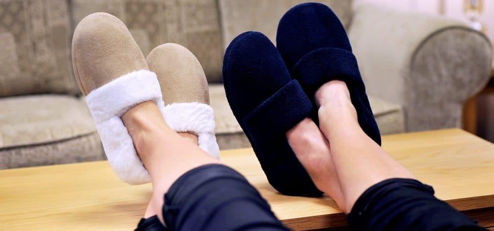 Snugtoes Heated Slippers