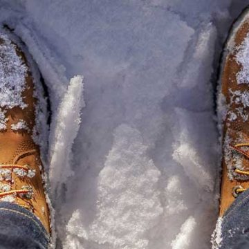 Want Healthy Winter Feet? Follow these six tips