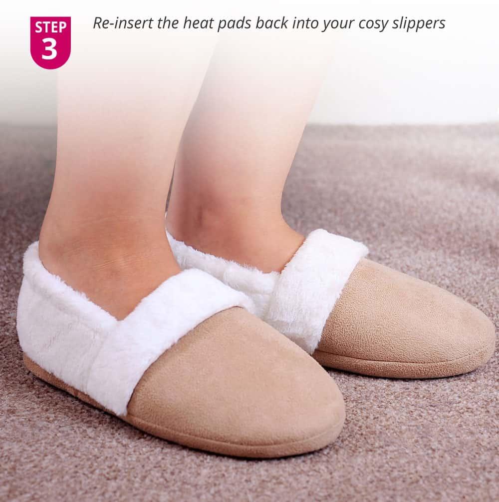 SnugToes Step 3